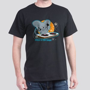 Mouse in the House Dark T-Shirt