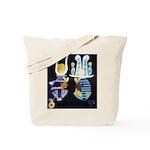 Ancient Rulers Tote Bag