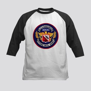 USS DAHLGREN Kids Baseball Jersey