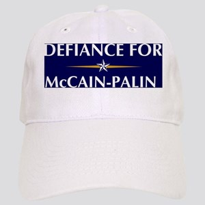 DEFIANCE for McCain-Palin Cap