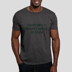 Unschooling Dark T-Shirt
