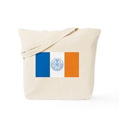 New York City Flag Tote Bag