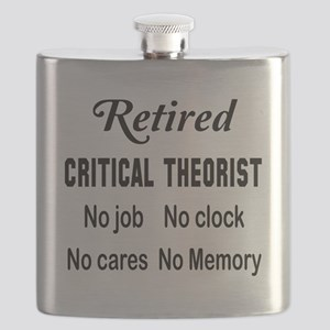 Retired Critical theorist Flask