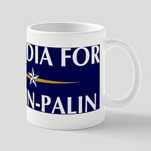 ARCADIA for McCain-Palin Mug