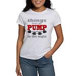 Bodybuilding Pump In The N Women's Classic T-Shirt