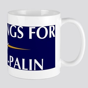 BROOKINGS for McCain-Palin Mug