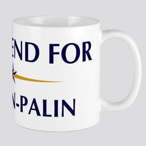 WEST BEND for McCain-Palin Mug
