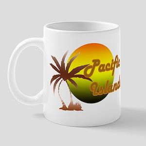 Pacific Islander Mug
