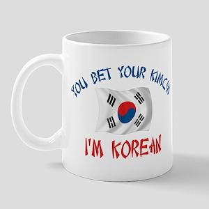 Korean Kimchi Mug