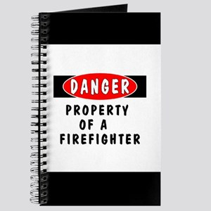 Property of a Firefighter Journal