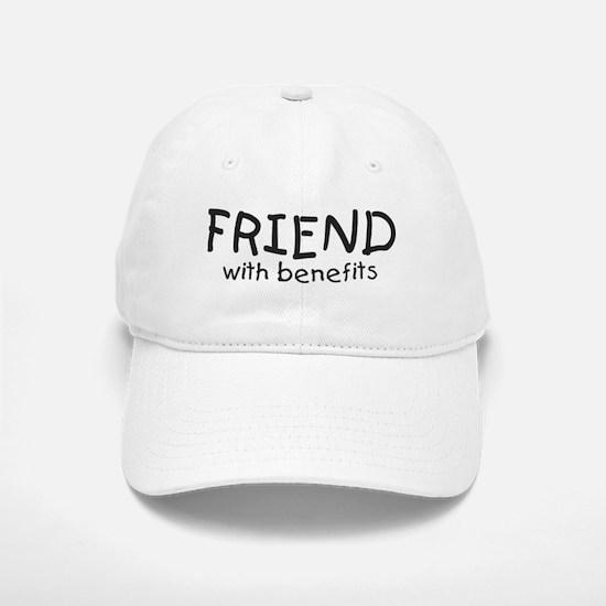 Friend with Benefits Baseball Baseball Cap