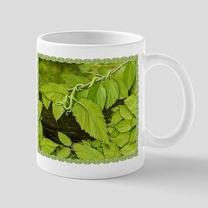 Leaf dragon Mugs