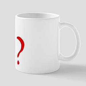 ...and? Mug