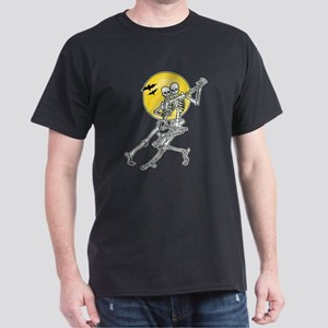 Dancing Skeletons Dark T-Shirt
