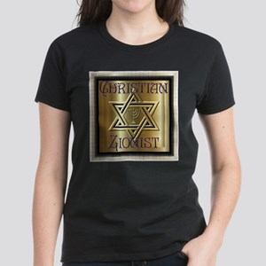 Christian Zionist 2 Ash Grey T-Shirt