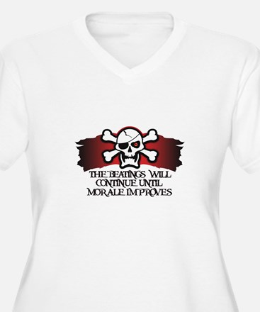 Pirate Morale T-Shirt