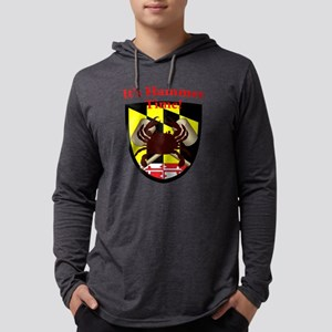 CRAB HAMMER TIME Long Sleeve T-Shirt