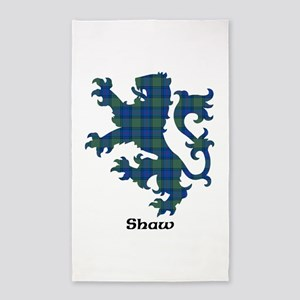 Lion-Shaw Area Rug