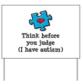 Autism Yard Signs
