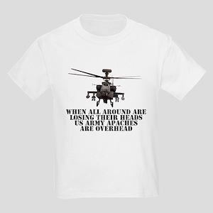 Apache H-64D Kids Light T-Shirt
