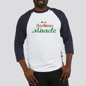 FESTIVUS™ Miracle Baseball Jersey