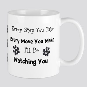 Heeler 11 Oz Ceramic Mug Mugs
