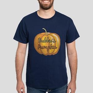 Bubbie's Pumpkin Dark T-Shirt