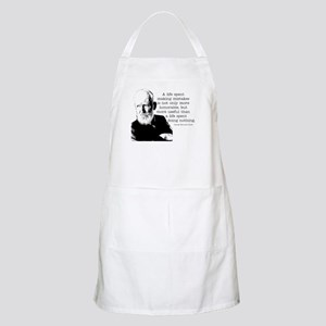 Shaw Quote BBQ Apron