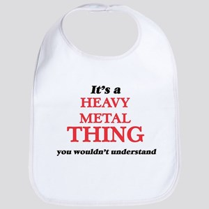 It's a Heavy Metal thing, you wouldn& Baby Bib