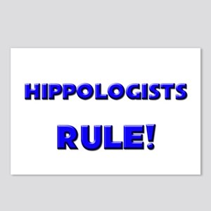Hippologists Rule! Postcards (Package of 8)