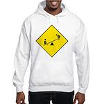 Playground Sign Hooded Sweatshirt