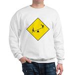 Playground Sign Sweatshirt