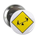 """Playground Sign - 2.25"""" Button (100 pack)"""