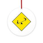 Playground Sign - Keepsake (Round)