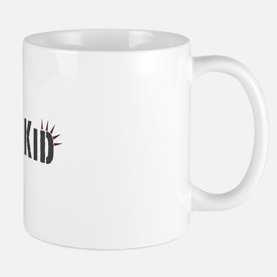 Punk Rock Kid (new) Mug