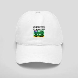 Boston Intelligence Cap