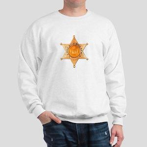 Chicago PD Badge Sweatshirt