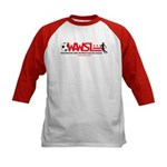 WAWSL Logo Kids' Baseball Jersey