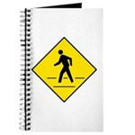 Pedestrian Crosswalk Sign - Journal