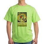 Halloween Don'ts Green T-Shirt