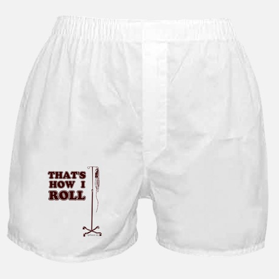 That's How I Roll Boxer Shorts
