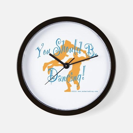 YSBD Wall Clock