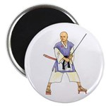 Martial Arts Freemason Magnet