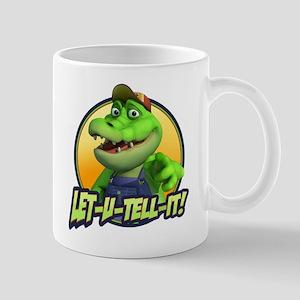 Let-U-Tell-It Mug