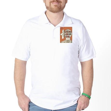 USSR Golf Shirt