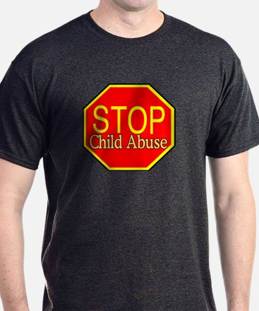 Stop Abuse T-Shirt
