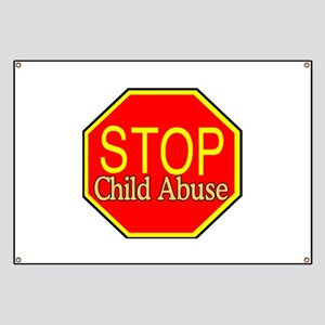 Stop Abuse Banner