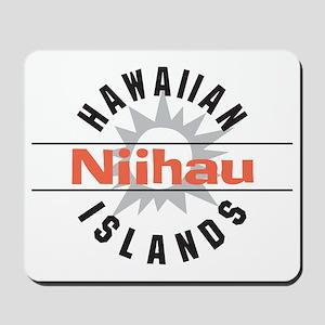 Niihau Hawaiian Mousepad