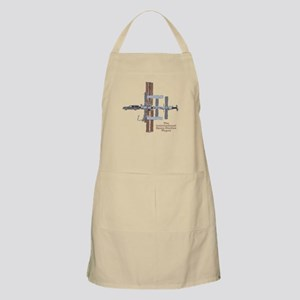 Space Station Wagon BBQ Apron