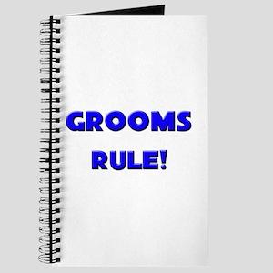 Grooms Rule! Journal